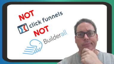 Free Funnel Builder | Not Clickfunnels and Not Builderall