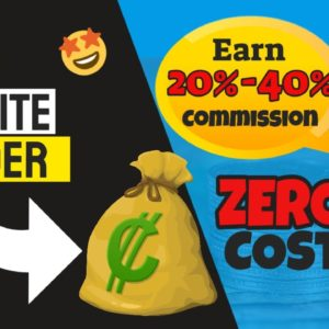 FREE Website Builder and Earn 20%-40% Commission