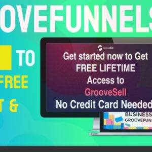 GrooveFunnels - How to Create Free Account & Login