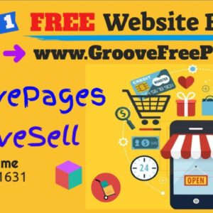 GrooveFunnels Promotional Video Featuring GroovePages & GrooveSell