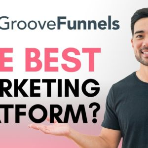 GROOVEFUNNELS REVIEW and Quick Tutorial // GrooveFunnels Lifetime Deal
